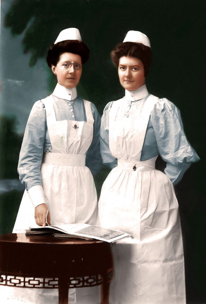 Jean and LIzzie